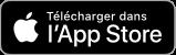Télécharger l'application dans l'App store
